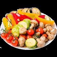 Как жарить овощи