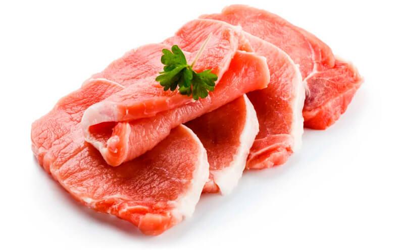 Фото Как жарить свинину