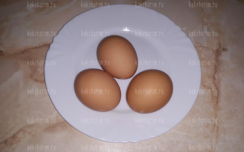 Фото 1 как жарить яйца