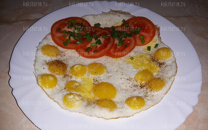 Фото 10 как жарить перепелиные яйца